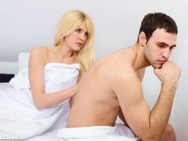 Các mức độ yếu sinh lý ở nam giới