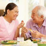 Chế độ ăn của người cao tuổi cần lưu ý những gì?