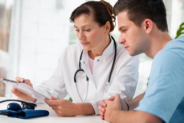 Khám và điều trị bệnh rối loạn cương dương